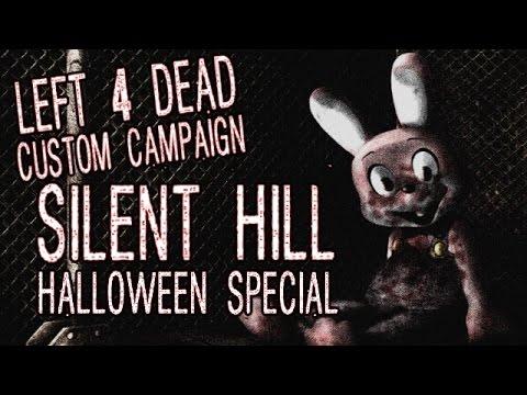 Left 4 Dead Cc - Silent Hill: Halloween Special video