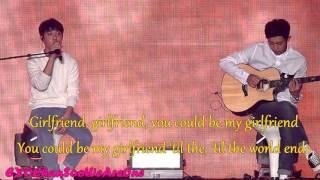 Download Lagu EXO D.O. ft. Chanyeol Singing Boyfriend [Full Audio Clear Ver.] Gratis STAFABAND