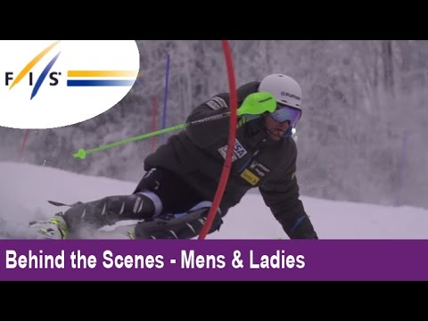 Inside the 2015 Zagreb VIP Snow (King)Queen race - Behind the Scenes