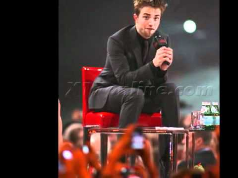 Robert Pattinson Bd Promo Stockholm.mp4 video
