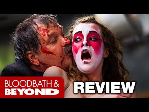 Stage Fright (2014) - Horror Movie Review