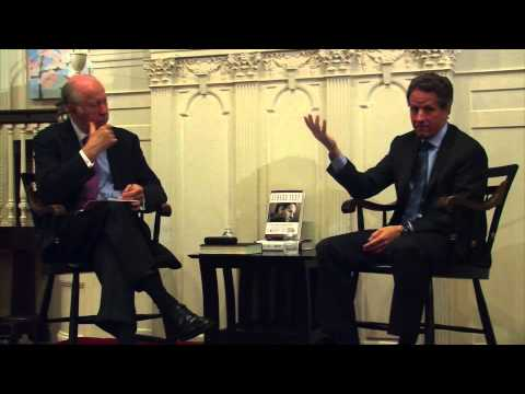 Timothy Geithner: Stress Test - Reflections on Financial Crises