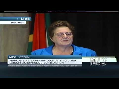 S.Africa's central bank raises repo rate to 5.75%
