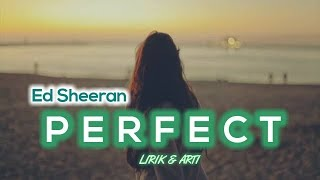 lirik lagu arti Perfect - Ed sheeren (cover by Hanin diyah)