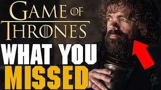 Things You MISSED!! Game Of Thrones Season 8 Episode 2