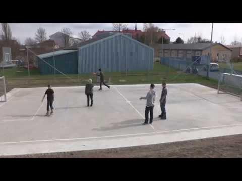 Indvielse af Nakskov Multipark