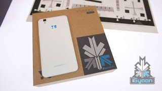 Yu Yureka Plus Alabaster White |  Unboxing and Hands On Review Exclusive 4k - iGyaan