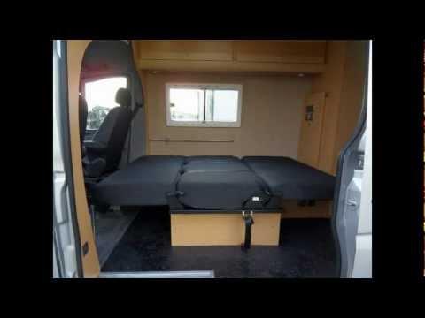 Mercedes Sprinter 5 Berth Family Motorhome Camper - Mclaren Sports Homes