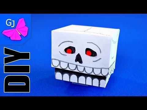 Как сделать самодельный кубик для игры