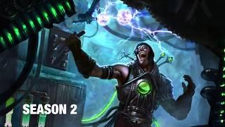 S2 Episode 1: Food Chain Prossh vs Keranos Blue Moon vs Sidisi Necrotic Ooze Combo vs GrixisTwin