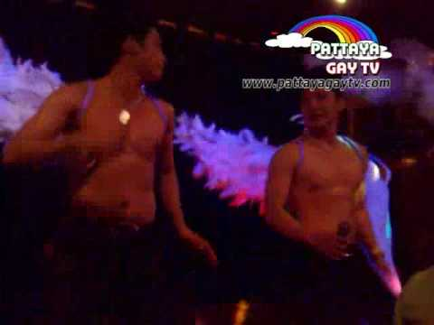 Pattaya Gay TV about Richard Claudio & DK Valdez (as El Duo)