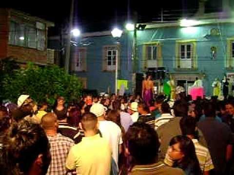 PASARELA DE LAS CANDIDATAS FERIA MOMAX 2010