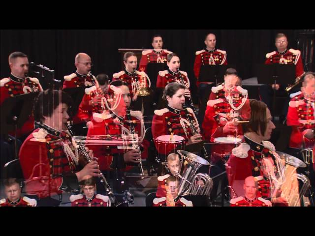 "John Philip Sousa's March, ""The Stars and Stripes Forever"""