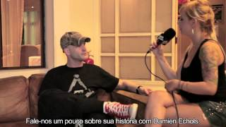 MISFITS Frontman MICHALE GRAVES Interviewed In Brazil