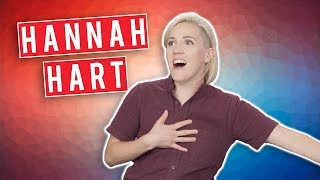 Getting drunk with Hannah Hart, Our New Therapist