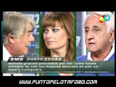 Monica Marchante desveló todos los detalles de la entrevista a Xavi .