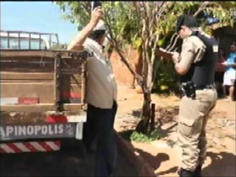 Crime eleitoral foi registrado na cidade de Cachoeira Dourada