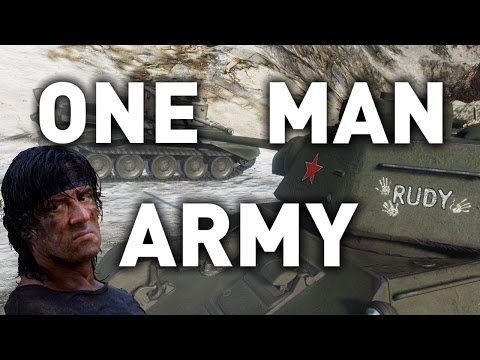 World of Tanks || One Man Army