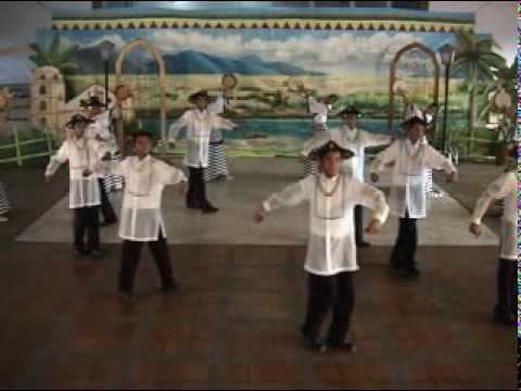 Panderetas : Philippine Folk Dance video
