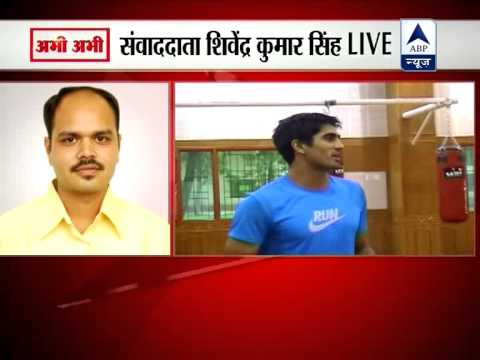 NADA refuses to conduct test on Vijender Singh for heroin