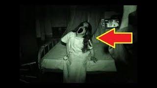 Actividad paranormal captada en video