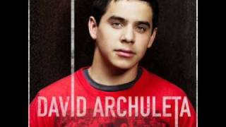 Watch David Archuleta Running video