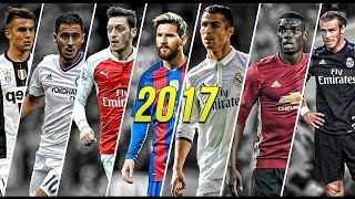 Best Football Skills Mix 2017 ● Messi ● Neymar ● Ronaldo ● Bale Ozil ● Pogba ● Sanchez & More HD