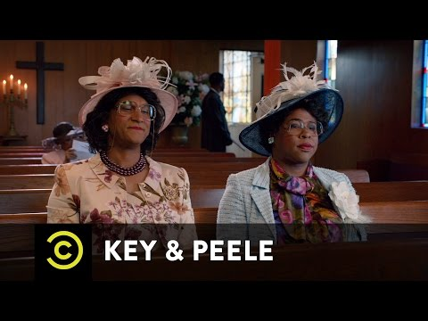 Uncensored - Key & Peele – Georgina and Esther and Satan