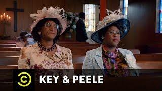 Uncensored  Key  Peele  Georgina and Esther and Satan