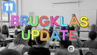 Update | Week 11 | Brugklas