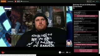 Drachenlord Twitch 6.3.2018 / Reaction Stream