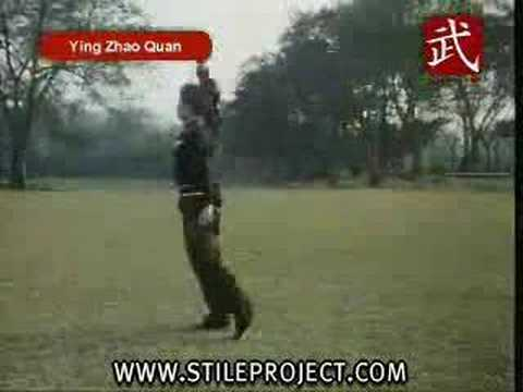 Martial Arts - Shaolin Kung Fu - Eagle Claw Style