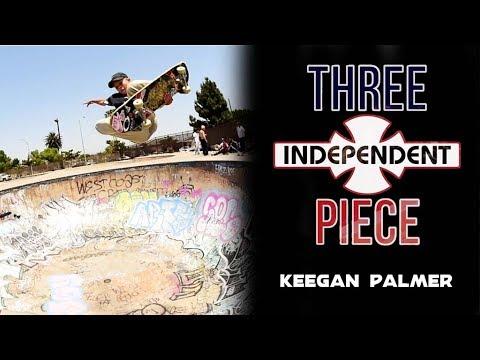 Keegan Palmer: 3-Piece | Independent Trucks