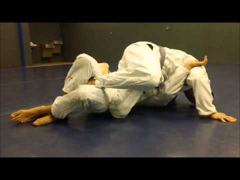 Half Guard Pass By Zombie BJJ Image 1