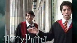 Harry Potter Fan Short - Bloopers