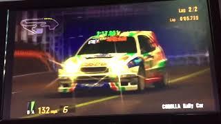 Gran Turismo 3 A-Spec Corolla Rally Car, WRC Races 7! 7/10