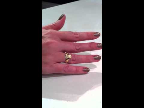 how to wear cladagh ring