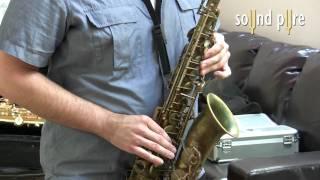 download lagu Charteroak E700 Microphone - Saxophone Demo gratis