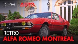 RETRO : ALFA ROMEO MONTREAL