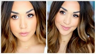 Natural Everyday Minimal Makeup | Easy and Pretty!