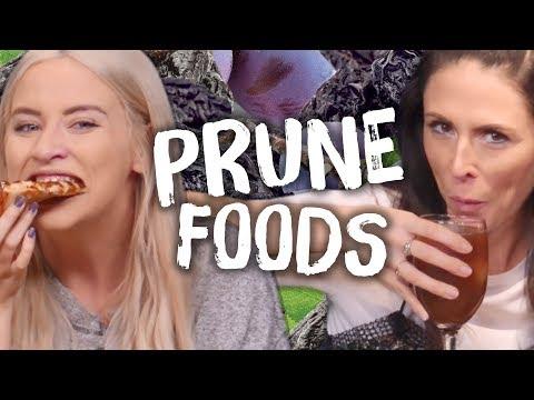 6 Weird PRUNE Food Creations (Cheat Day)