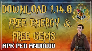 Harry Potter Hogwarts Mystery Hack / Cheats  Infinite Energy, Free Gems & Gold  apk android 1.14.0