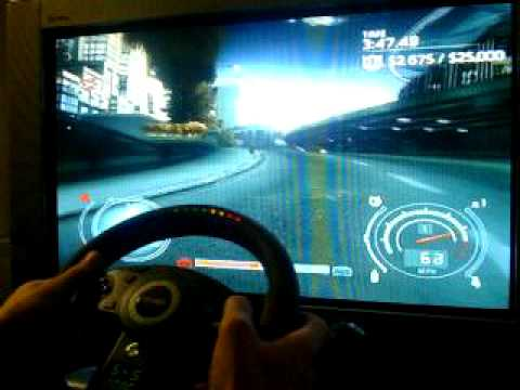 xbox 360 need for speed undercover bugatti veyron police. Black Bedroom Furniture Sets. Home Design Ideas