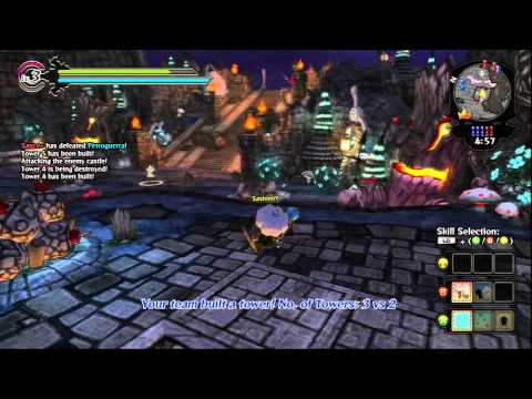Happy Wars Toylogic Microsoft Studios SasmimiX SashimiX 6