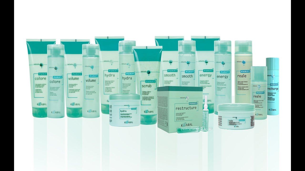 Кондиционер для волос kaaral x-form x-motion защищающий кондиционер с пшеничными протеинами