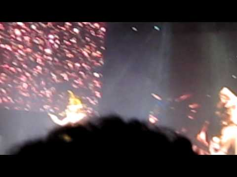 Lady Gaga- Fame Live in SF (Monster Ball Tour) Video