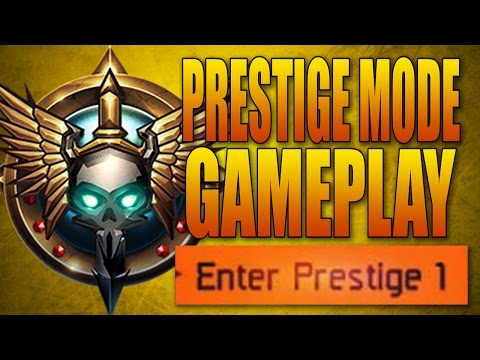 BLACK OPS 3 PRESTIGE MODE GAMEPLAY! What Do You Lose/Keep?