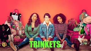 Metric - Dressed To Suppress (Lyric video) • Trinkets | S1 Soundtrack
