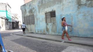 Drive around Havana, Cuba