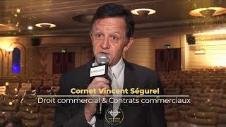 Palmarès du Droit 2021   Cornet Vincent Ségurel   Droit commercial & Contrats commerciaux